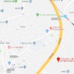 大森町地図
